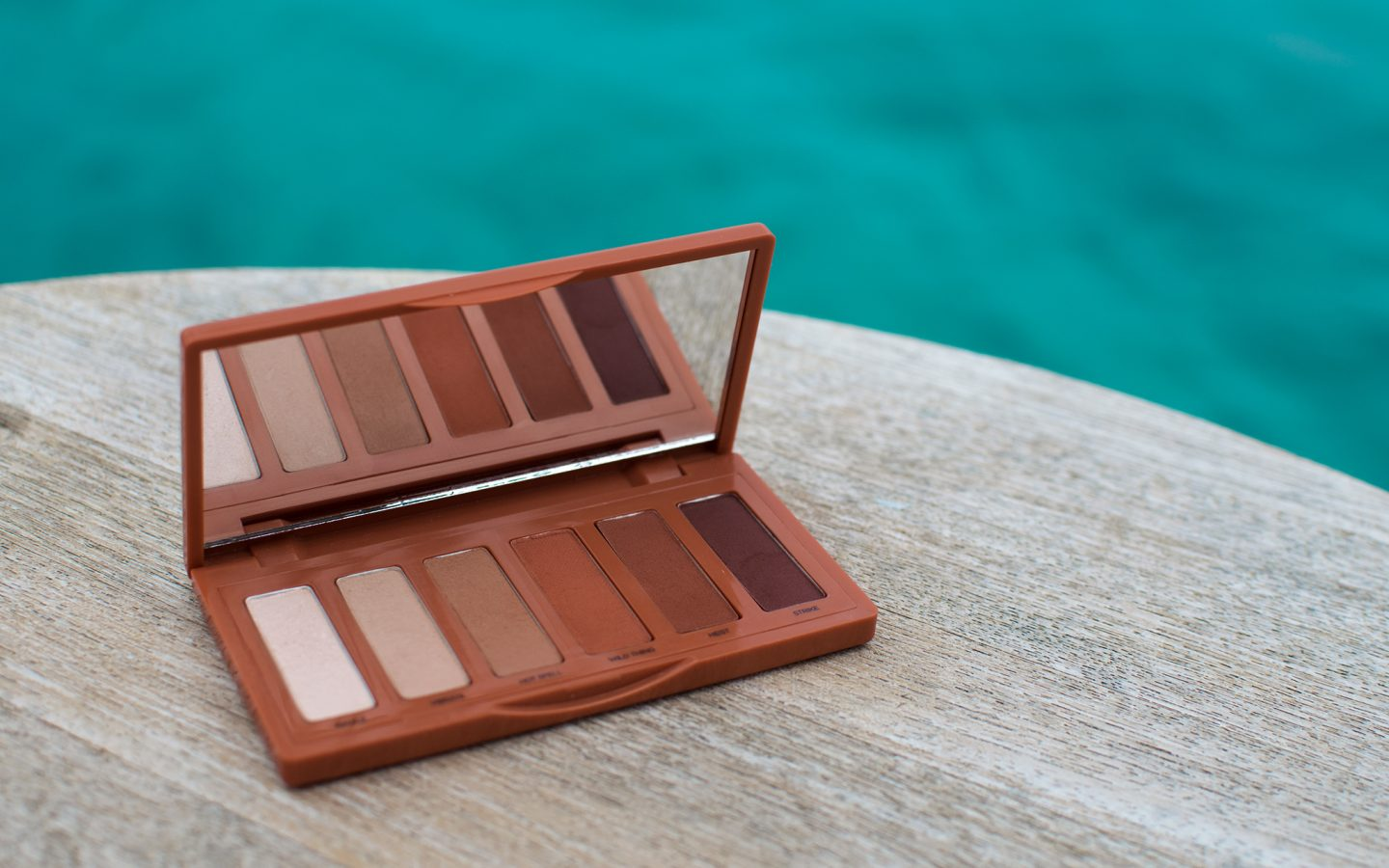 Ocena Urban Decay Naked Petite Heat Eyeshadow Palette