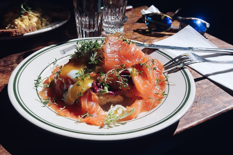 Kje jesti v Kopenhagnu Granola
