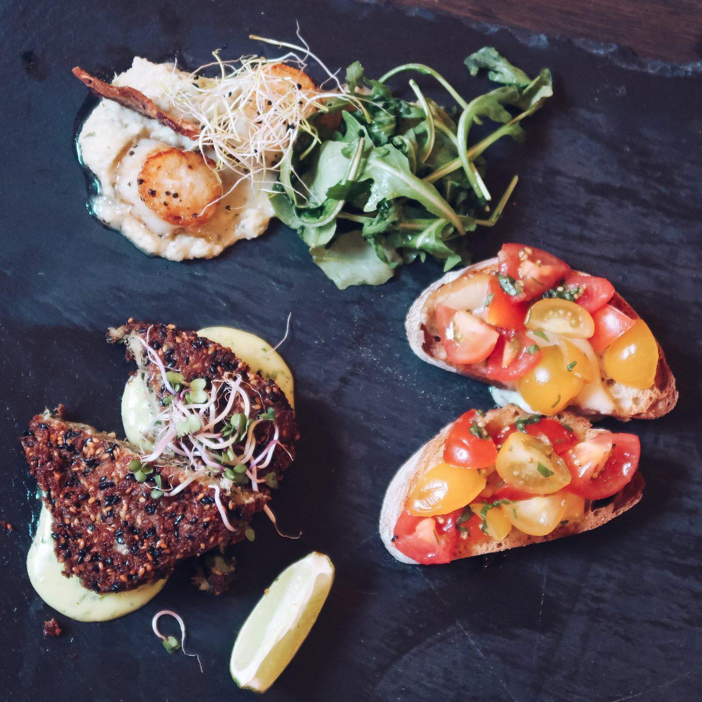 Kje jesti v Kopenhagnu Spisestedet FEED