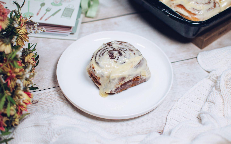 Recept: Cinnabon cimetove rolice