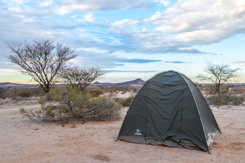 Namibija potovanje kampiranje Spitzkoppe