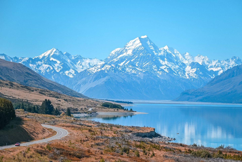Nova Zelandija Mount Cook