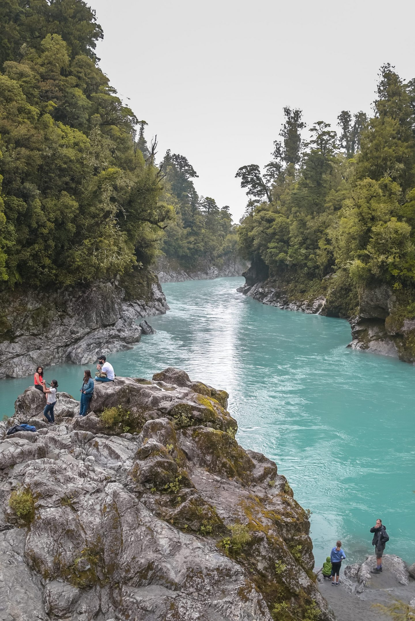 Nova Zelandija Hokitika Gorge