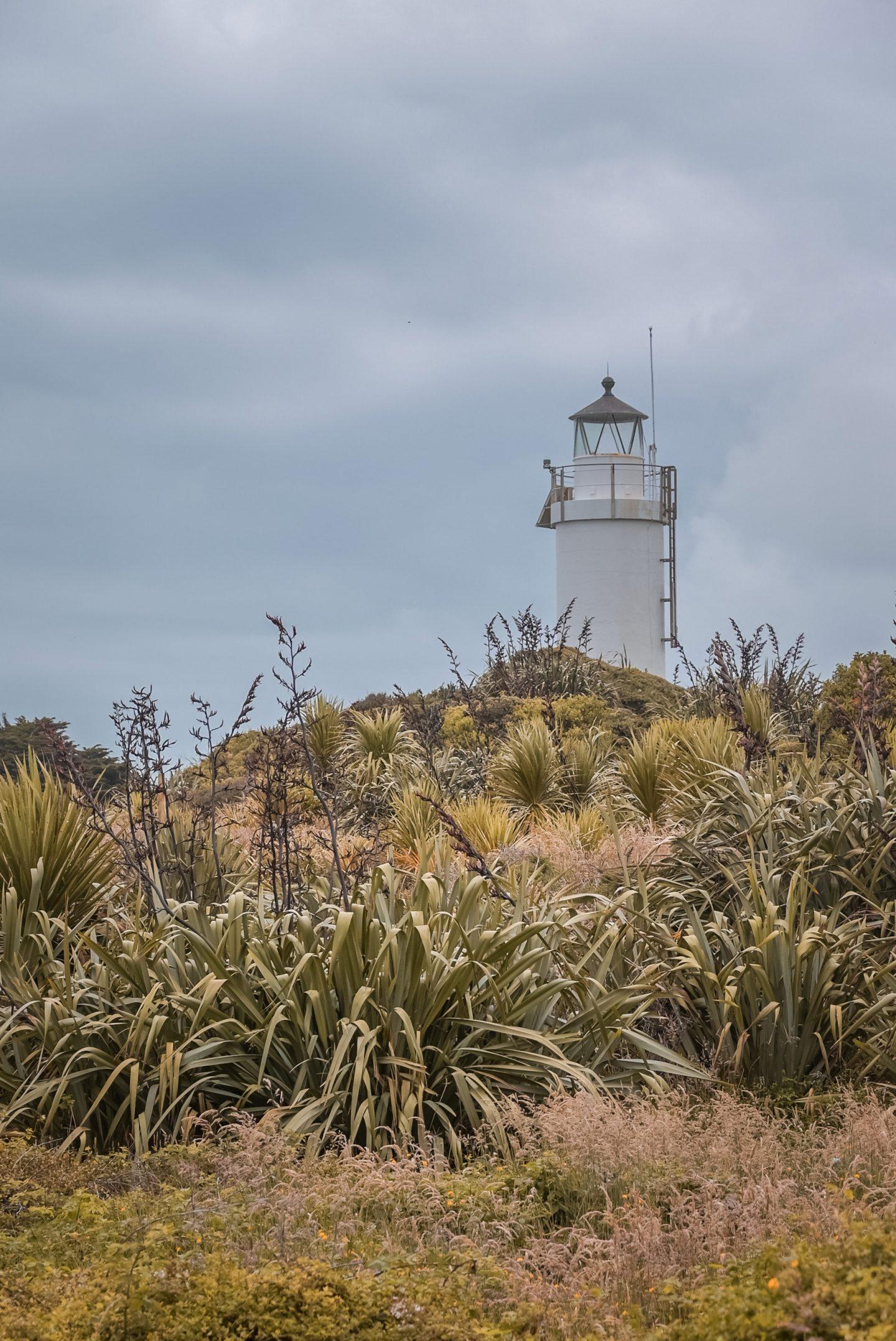 Nova Zelandija Cape Foulwind svetilnik