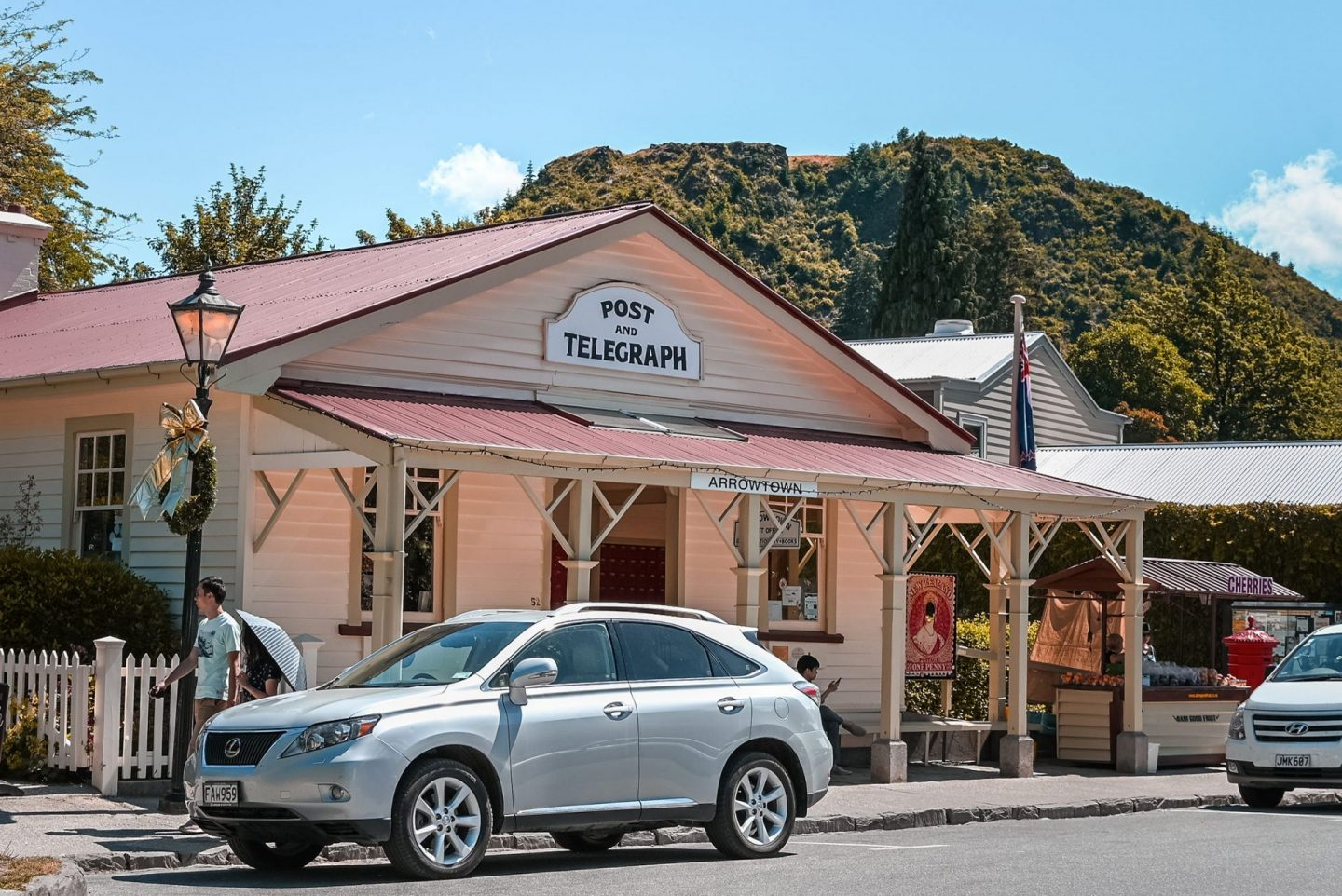 Arrowtown, Nova Zelandija