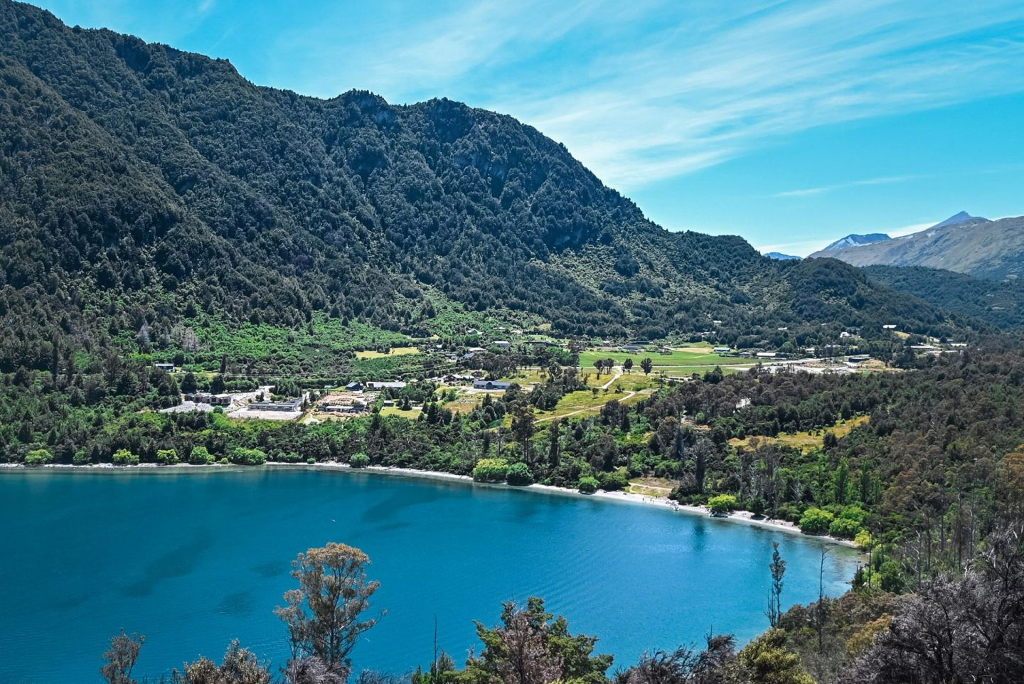 Bob's Cove, Queenstown, Nova Zelandija