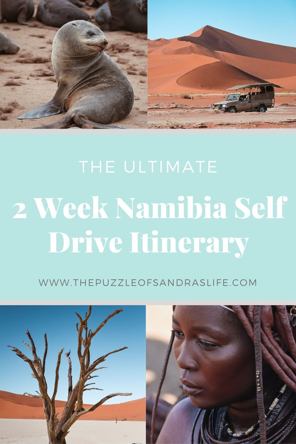 2 week Namibia self drive itinerary