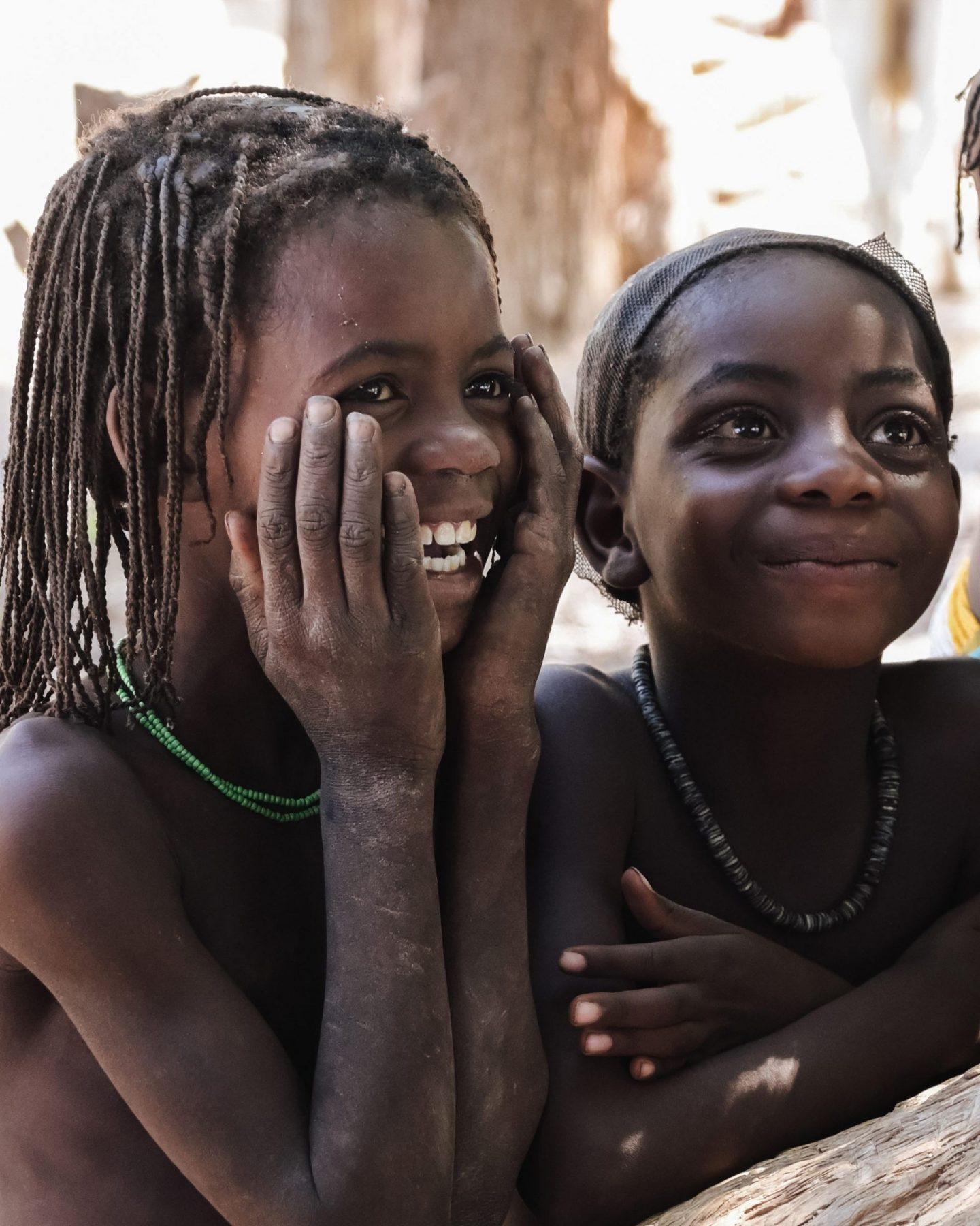 pleme Zemba, Namibija