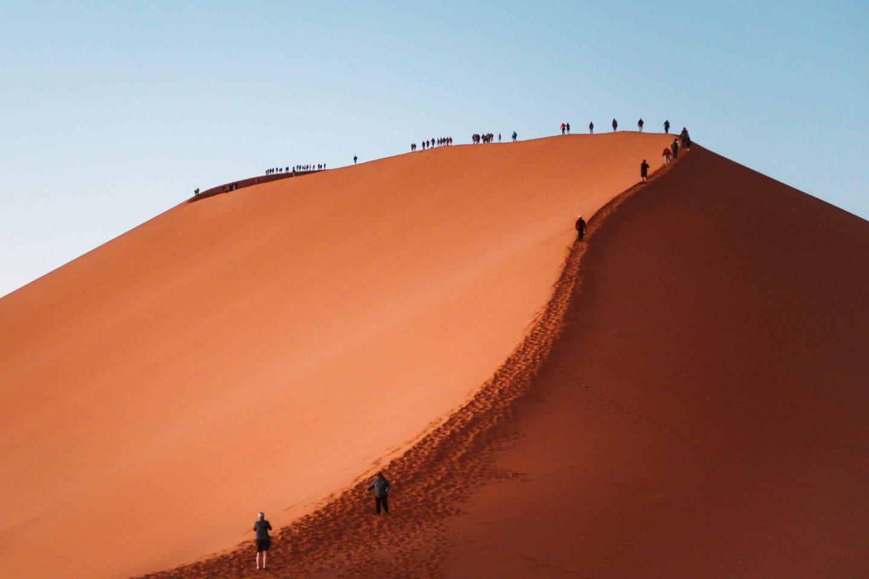 Dune 45, Namibija