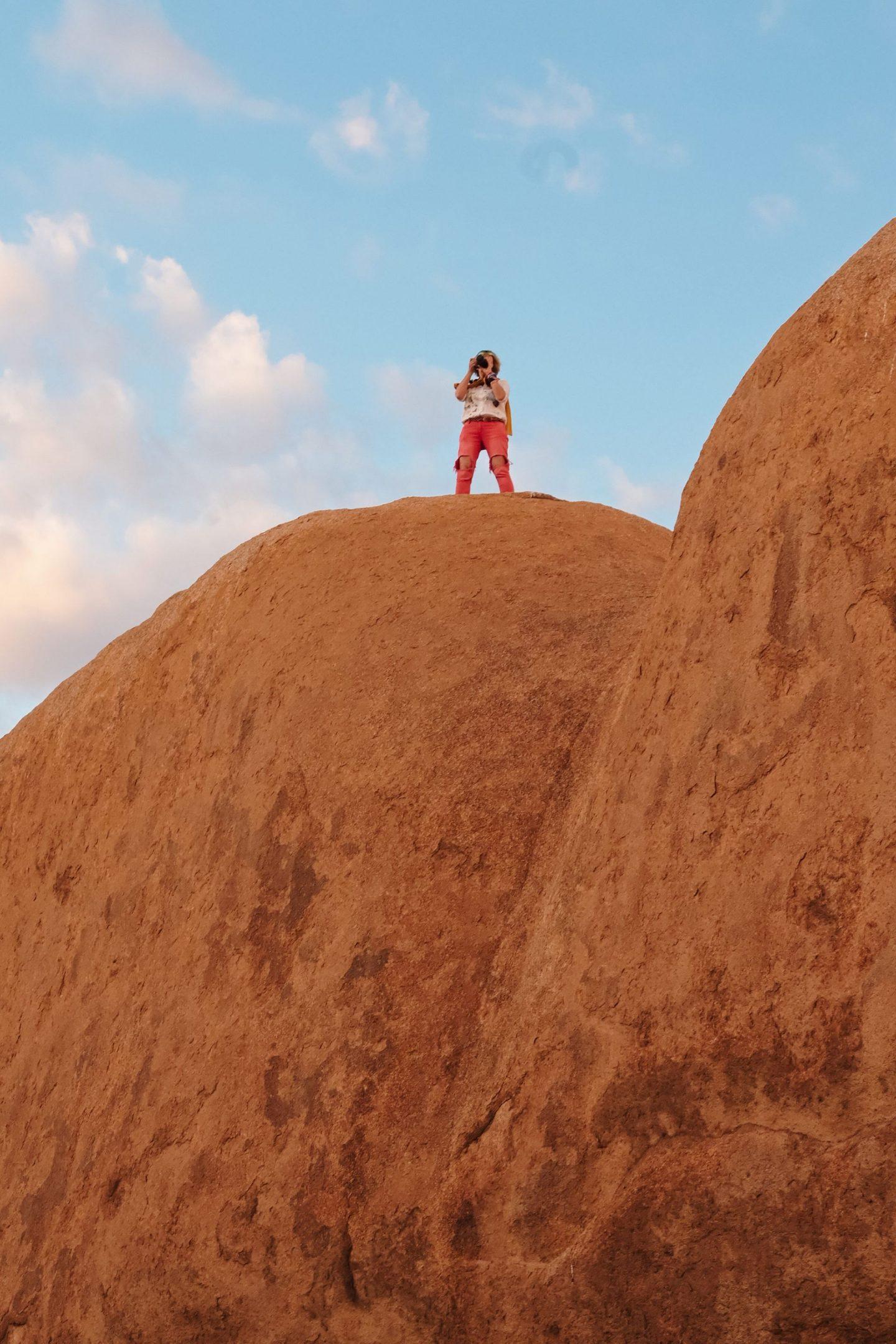 Spitzkoppe, Namibija