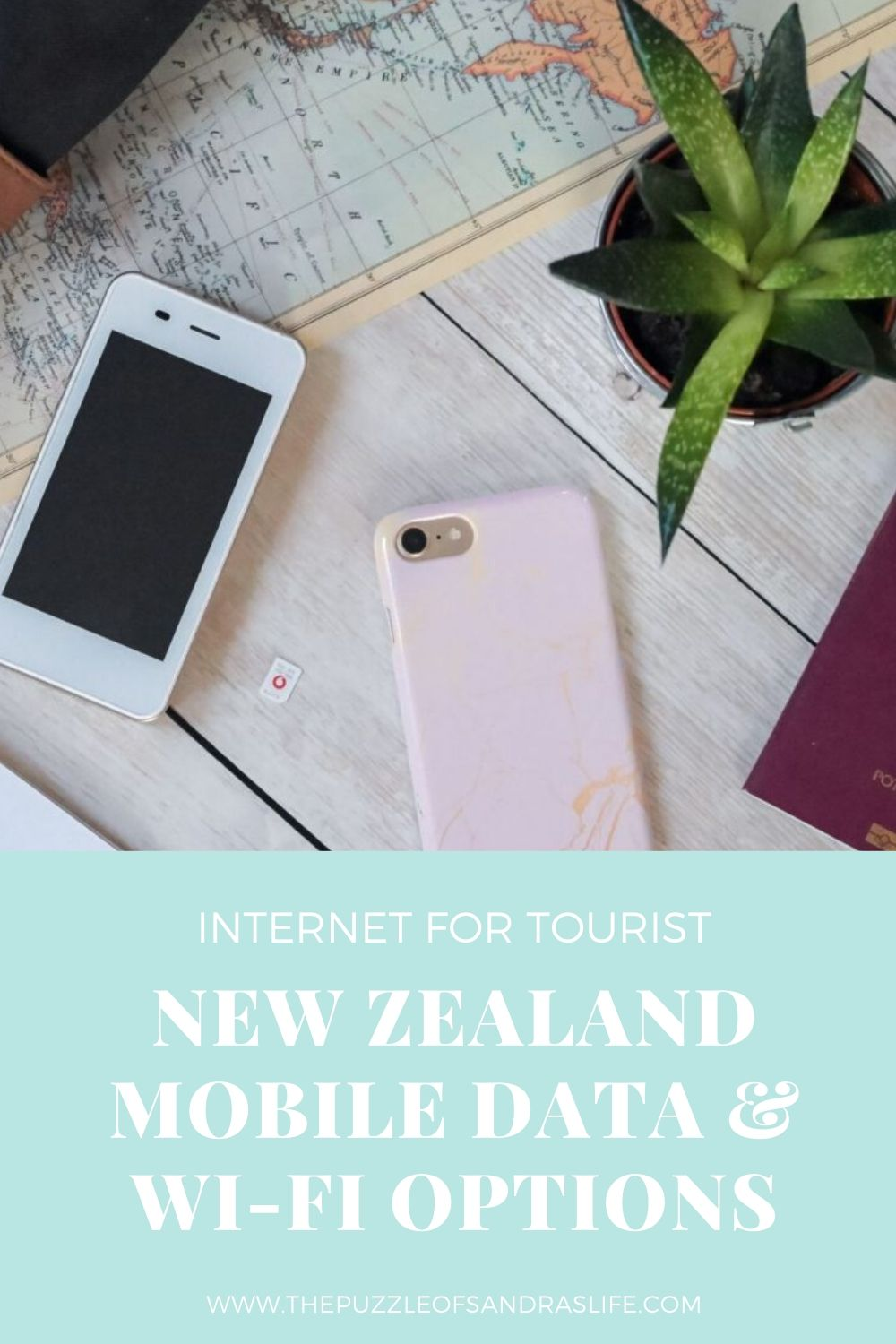 Internet in New Zealand: Mobile Data & WiFi for Tourists