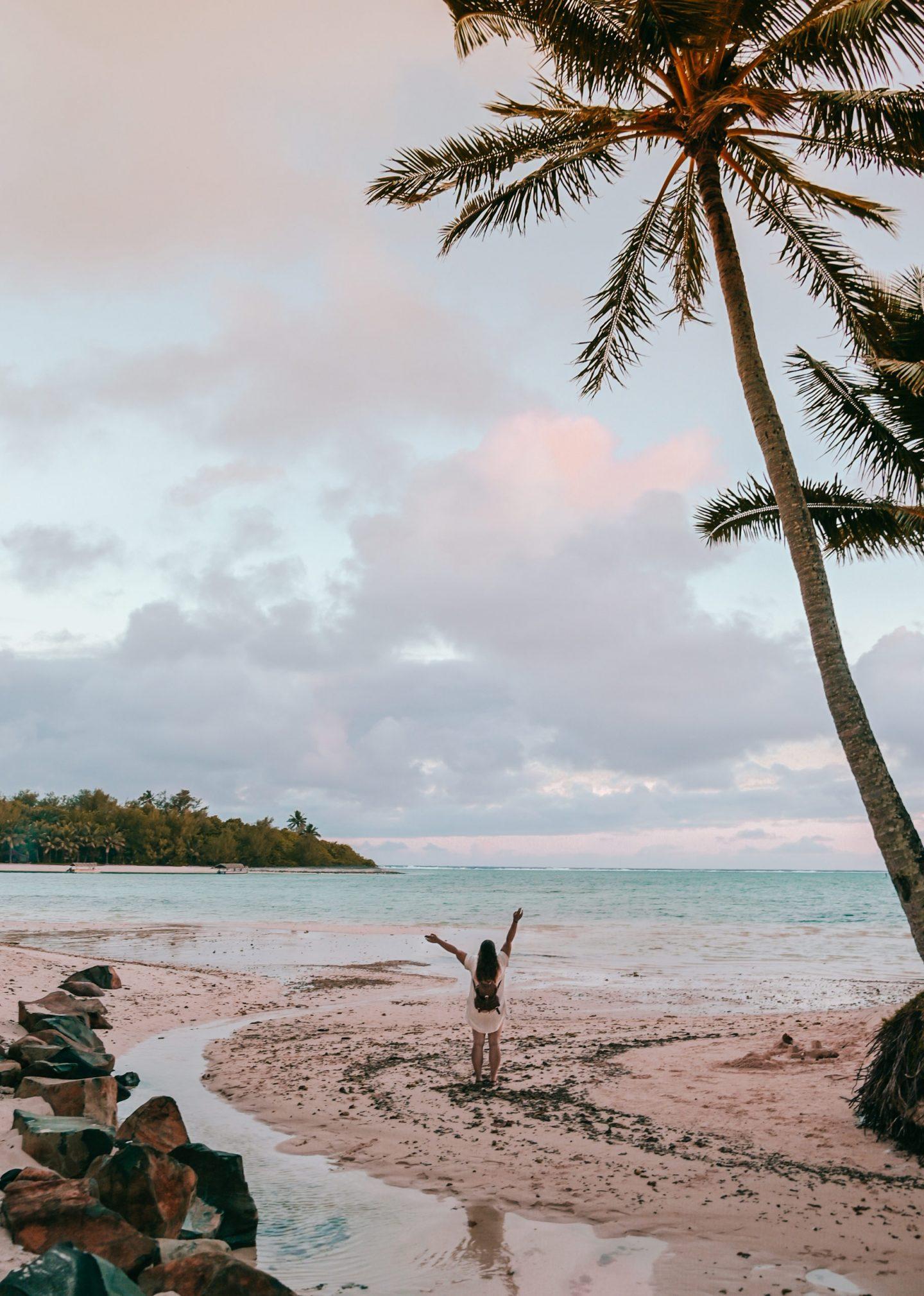 Rarotonga, Cookovi otoki, Muri