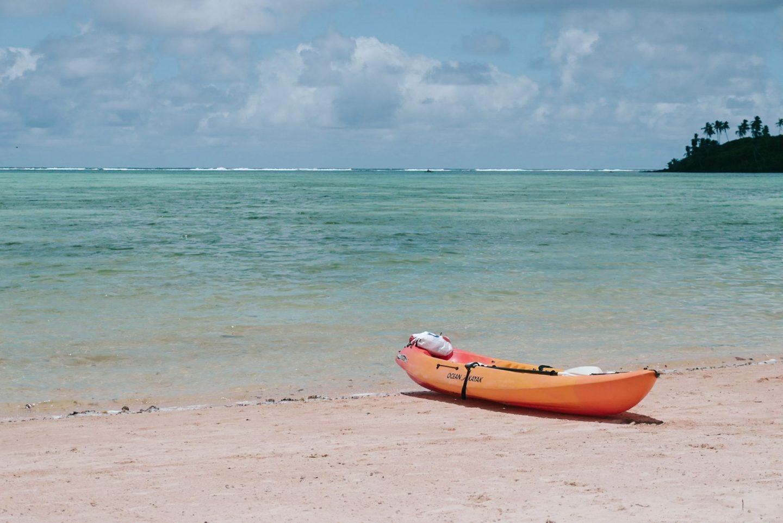 Rarotonga, Cookovi otoki, Muri laguna