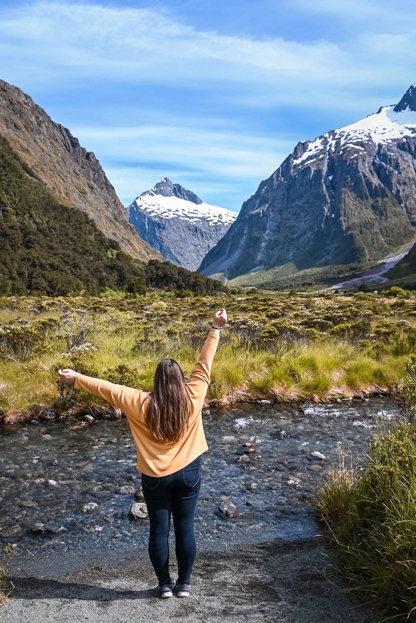 Milford Sound, Nova Zelandija